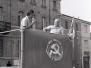 1975 - Forlimpopoli. Comizio di Claudio Sassi del PdUP