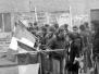 1976 - Cesena, Piazza Almerici. Comizio MSI per le elezioni politiche