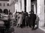 1976 - Cesena, Piazza delle Poste. Autoriduzione delle bollette telefoniche
