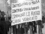 1977.03 - Cesena. Manifestazione per l'uccisione di Lorusso