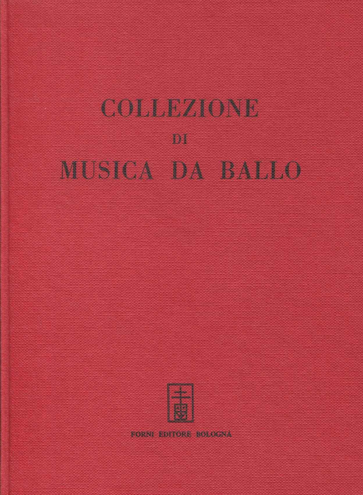 Collezione di musica da ballo
