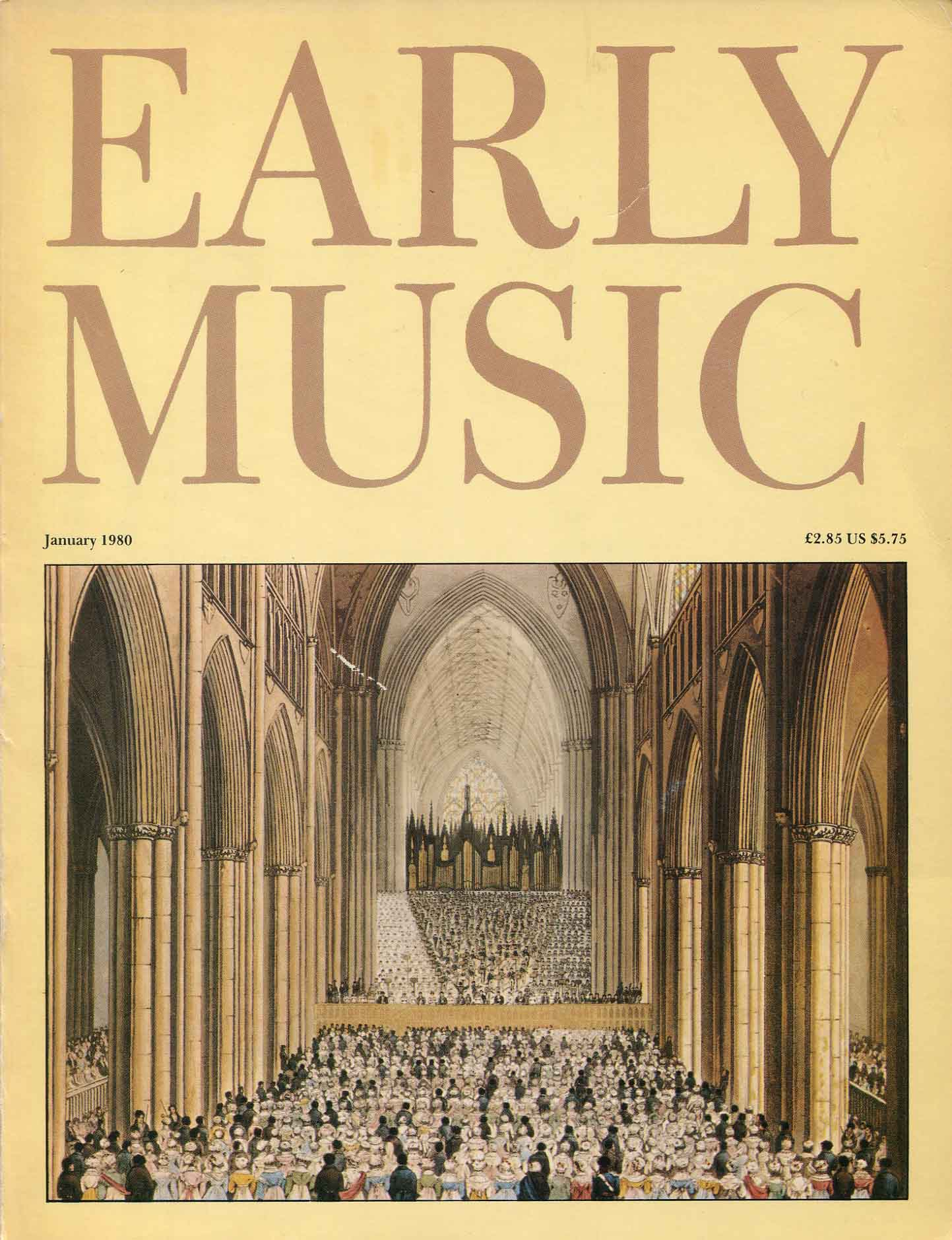 Early music ; edited by J. M. Thomson