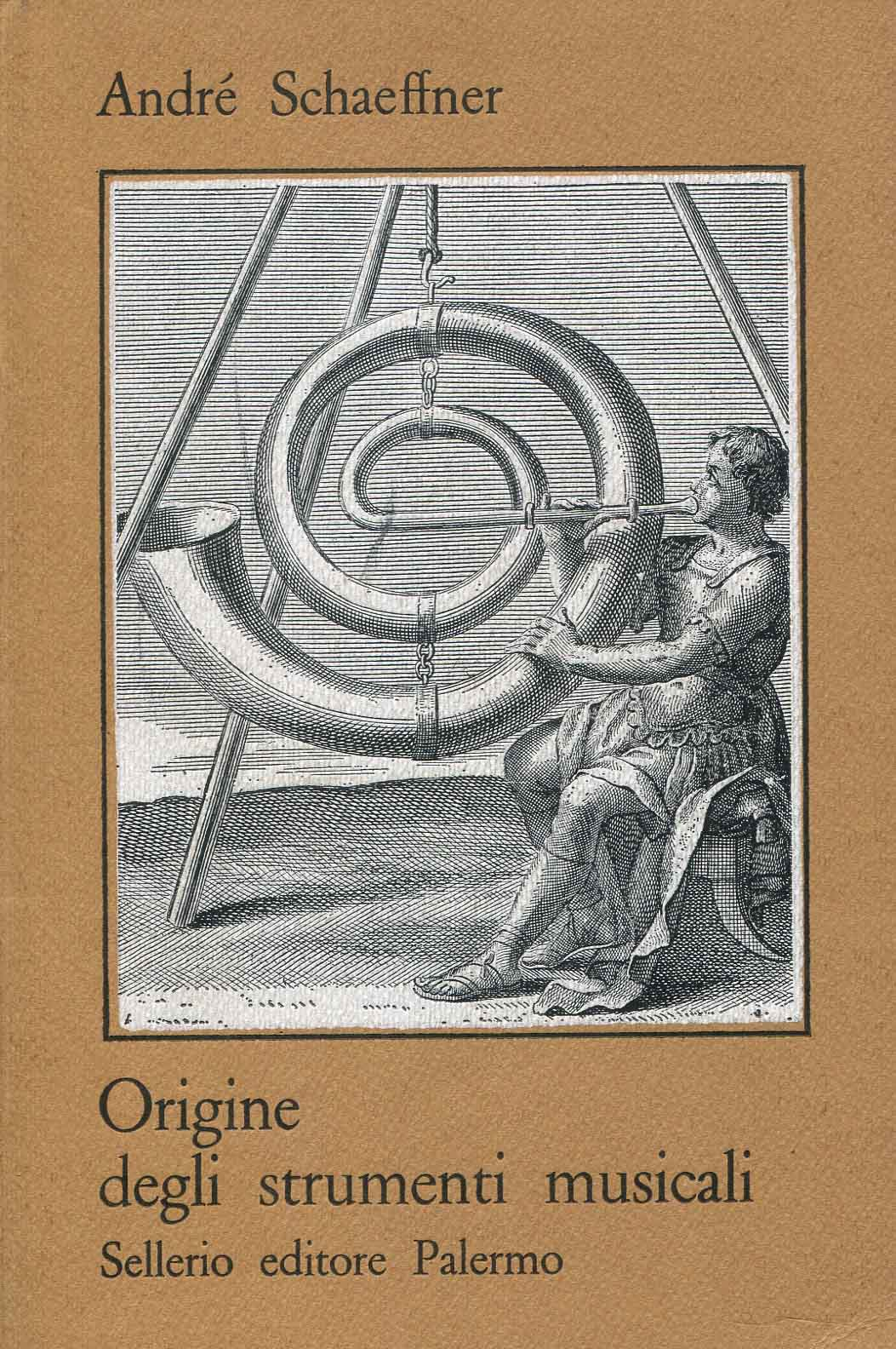 Origini degli strumenti musicali ; introduzione di Diego Carpitella