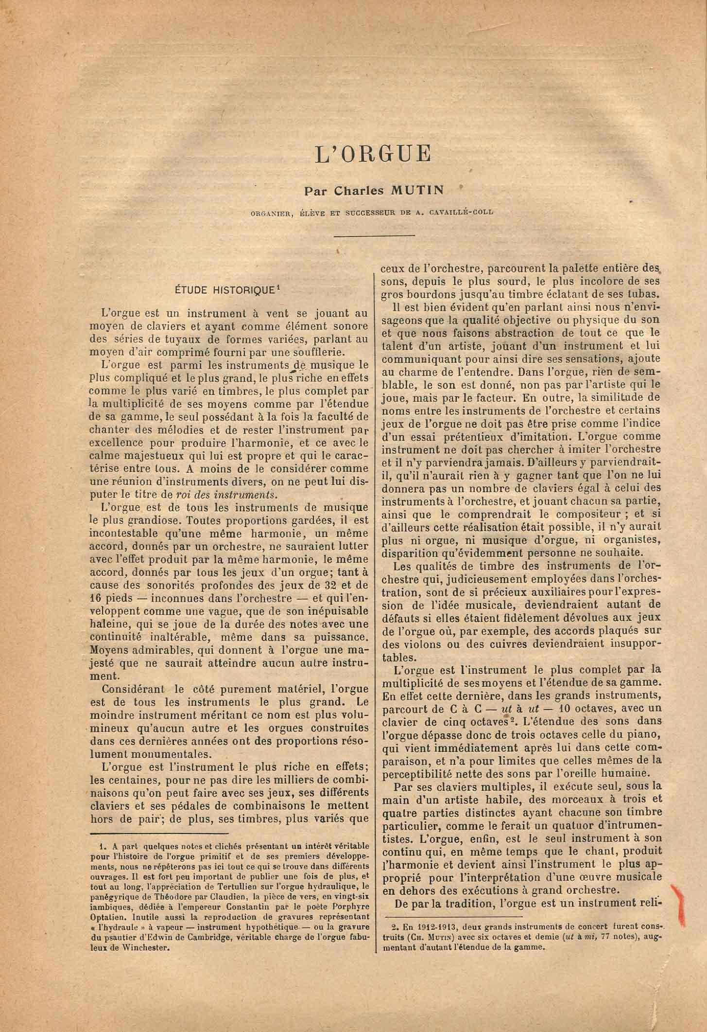 Encyclopedie de la musique et dictionnaire du conservatoire : Technique, esthetique, pedagogie