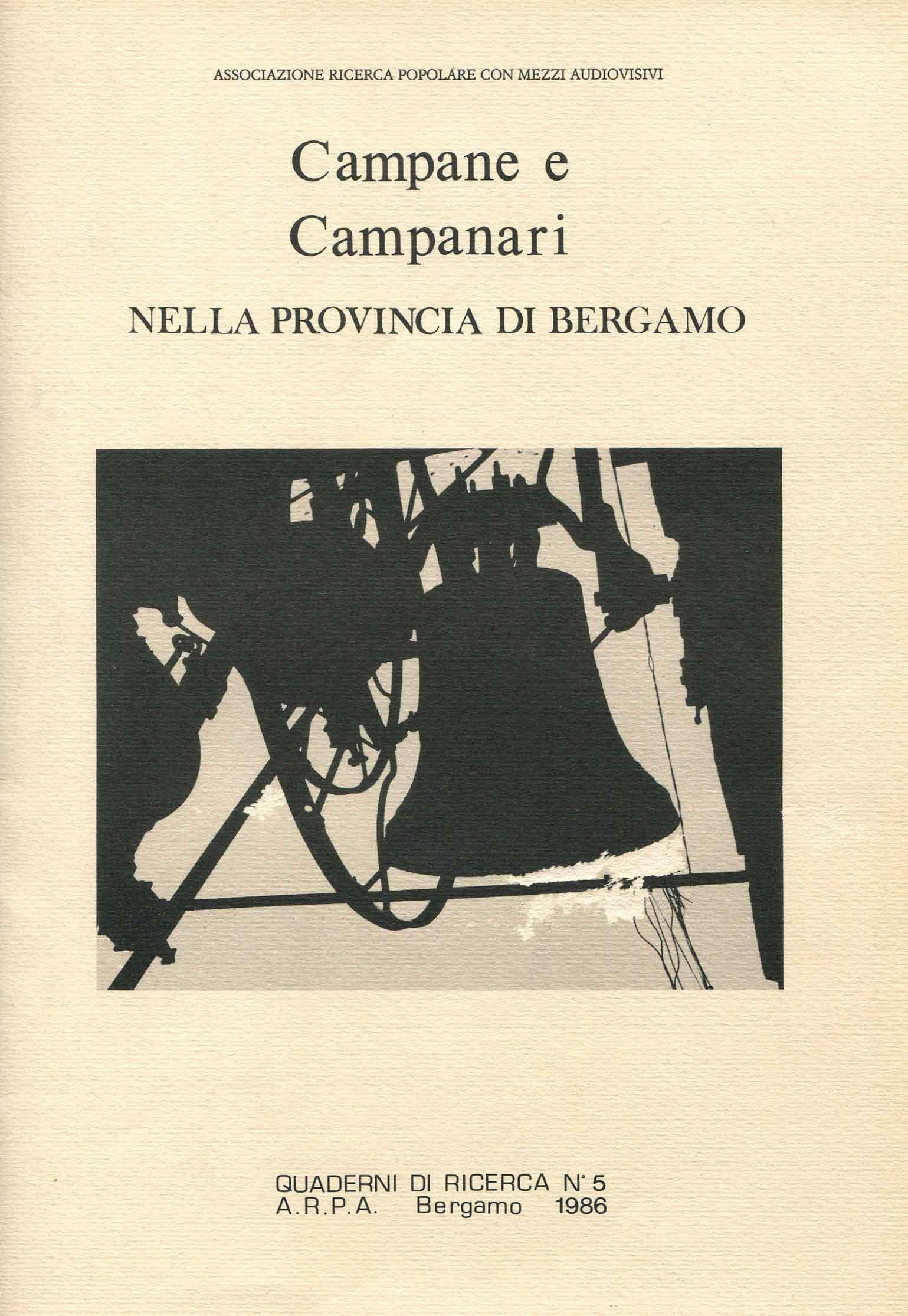 Campane e campanari nella provincia di Bergamo