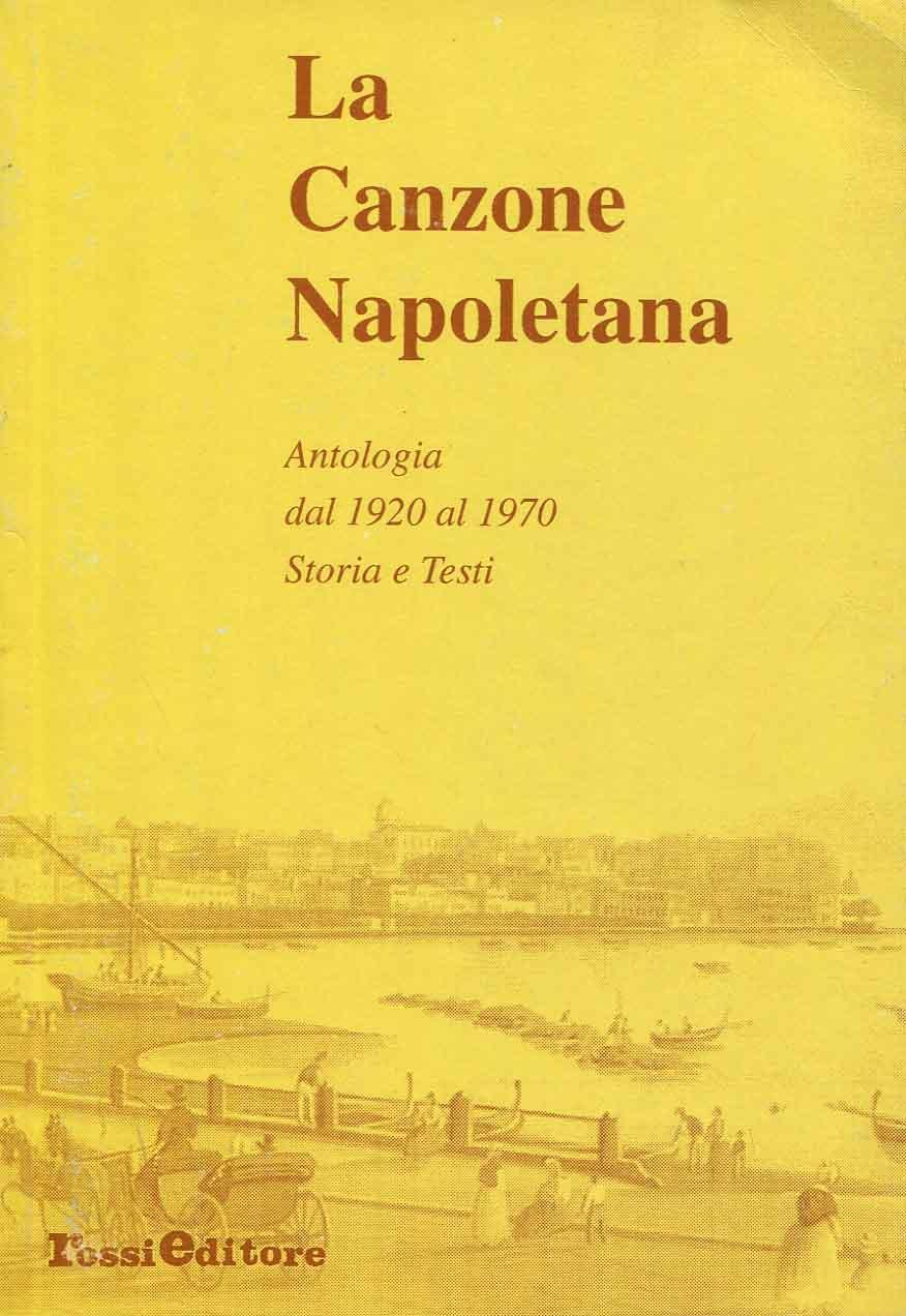 2: Antologia dal 1920 al 1970 : Storia e testi / a cura di Bruno Abbisogno ; ricerca di Paolo Rossi