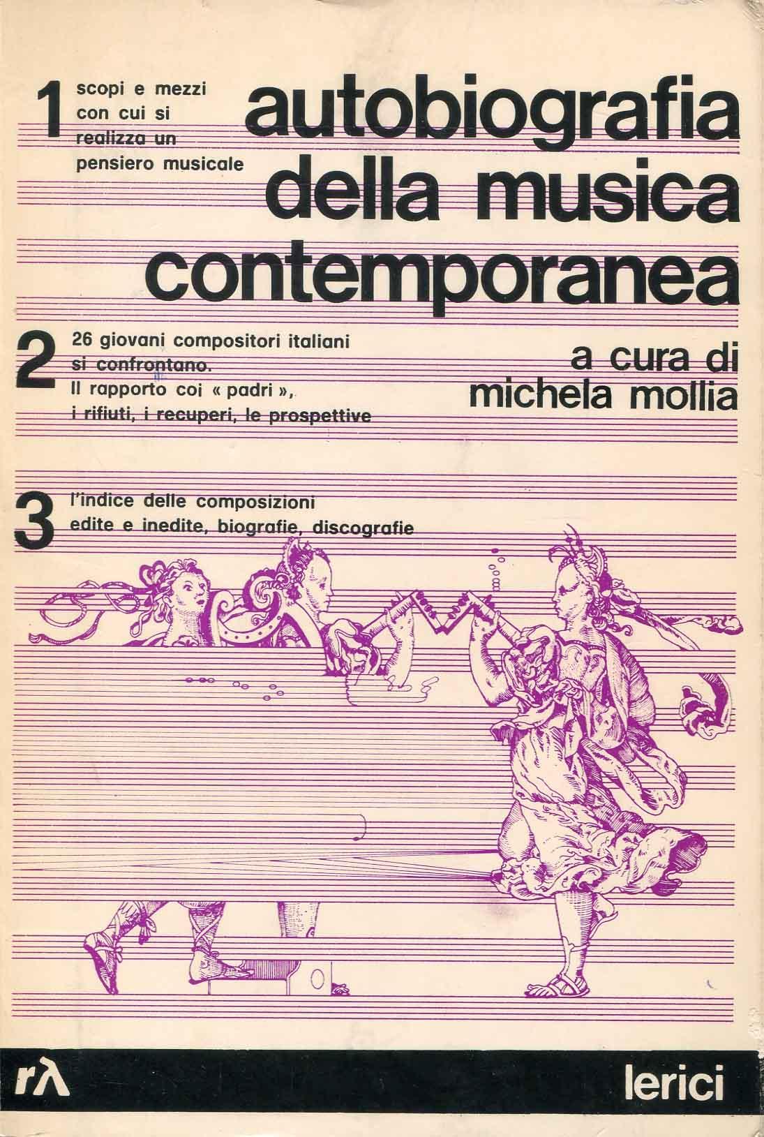 Autobiografia della musica contemporanea