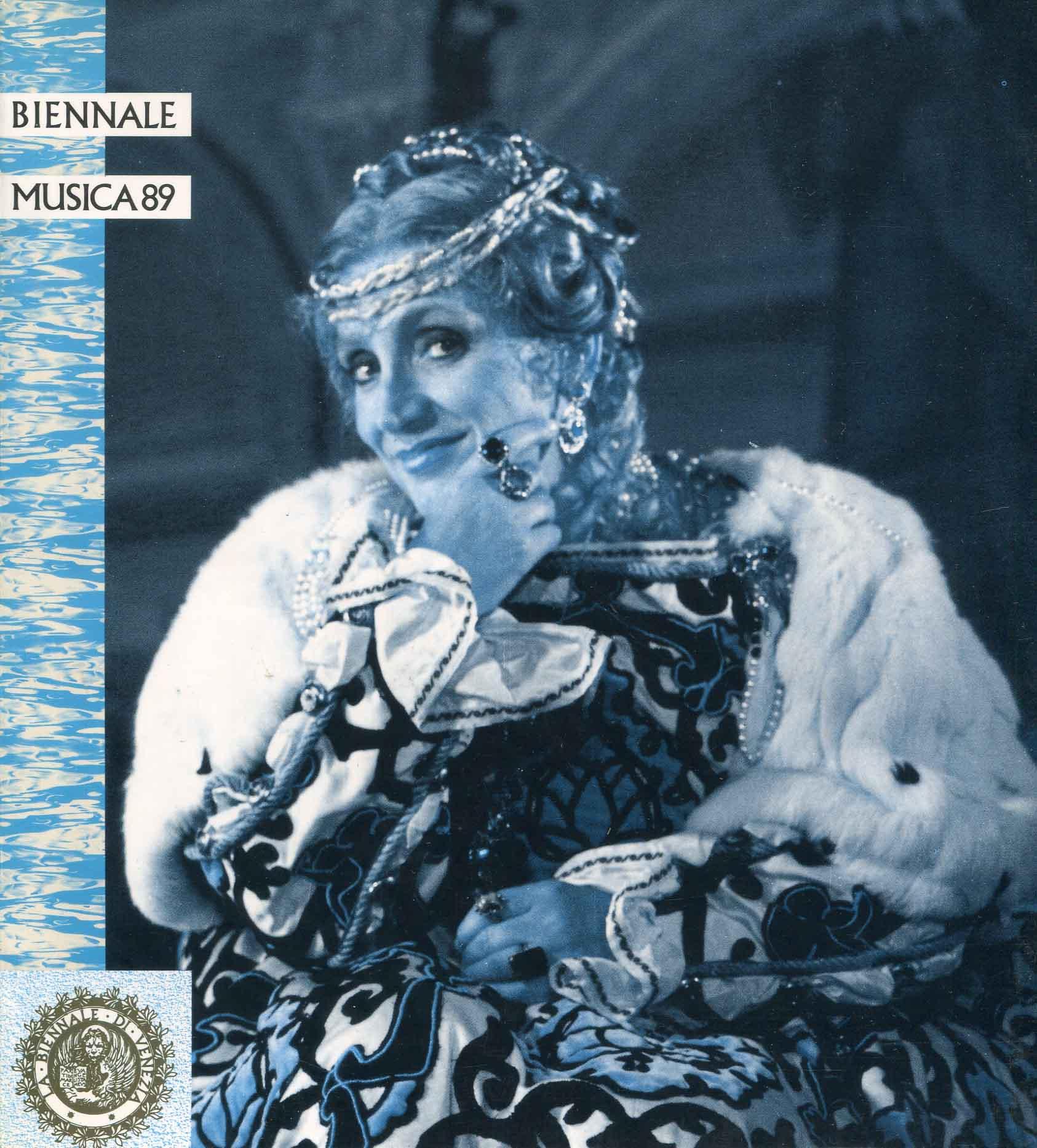 Biennale musica 89