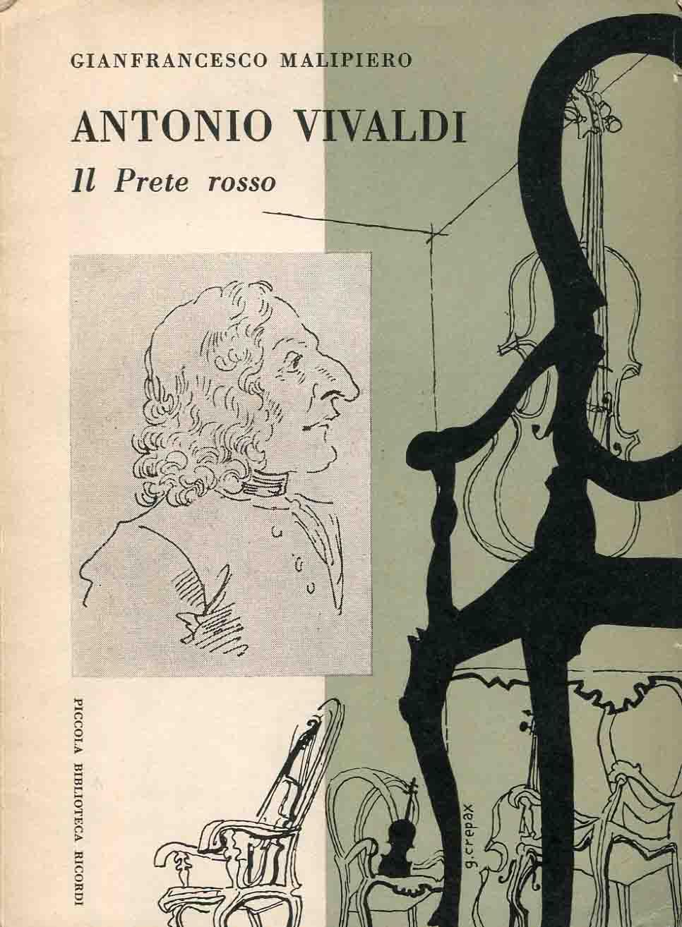 Antonio Vivaldi : il Prete rosso