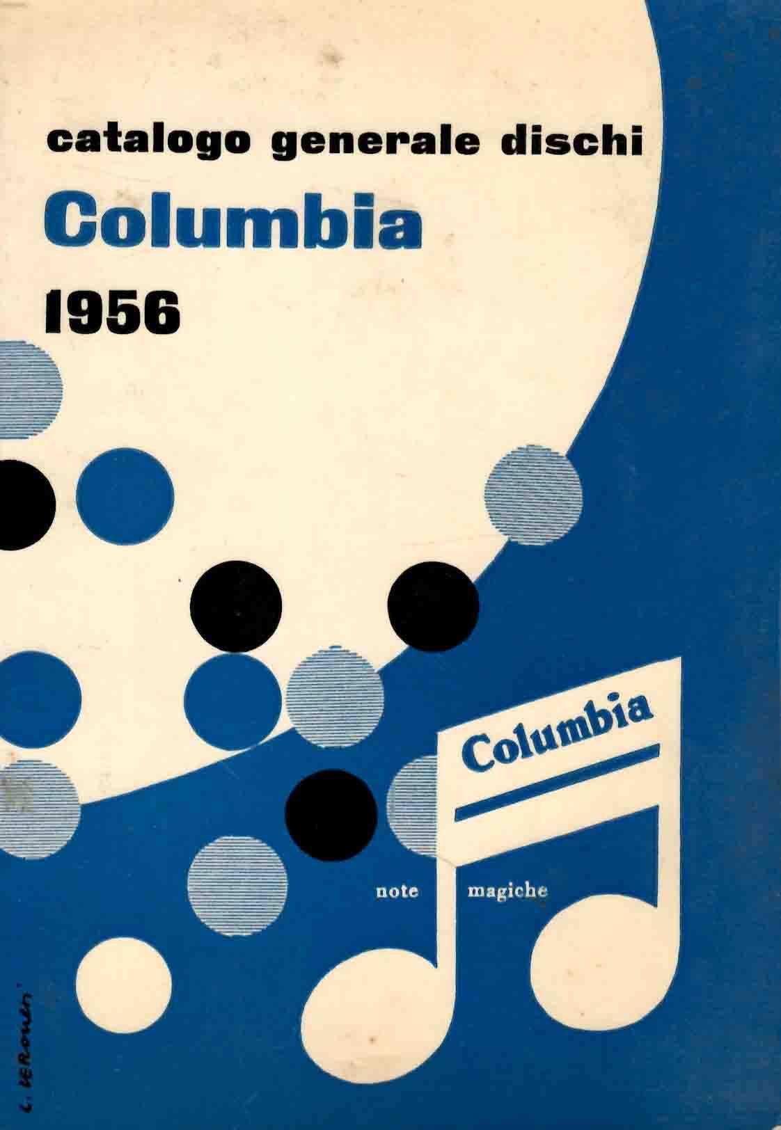 Catalogo generale dischi Columbia
