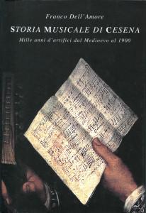 Copertina Storia Musicale di Cesena
